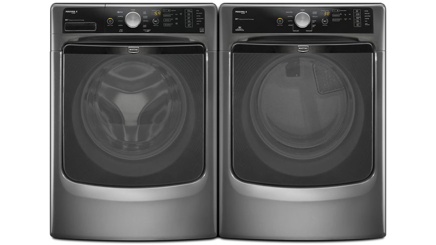 Maytag Maxima X Washer and Dryer